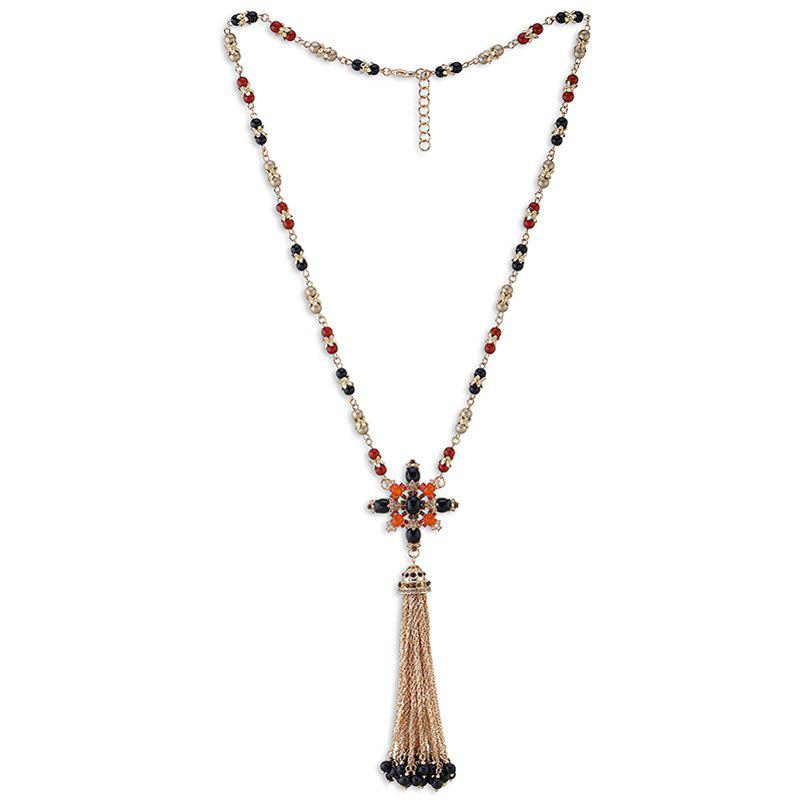 Chains Beads Tassel Pendant Necklace no tax to russia factory new 4 axis cnc cutting machine with limit switch usb port 800w cnc router 3040 z usb