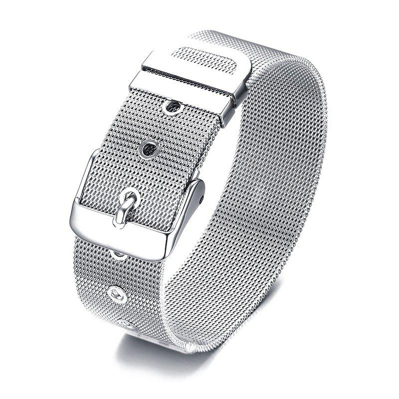 Chic Style Adjustable Alloy Bracelet For Men