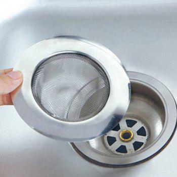 Kitchen Cooking Tool Anti-Fouling Stainless Steel Sink Strainer