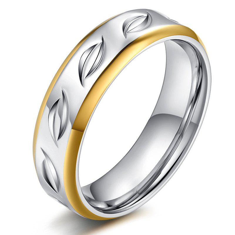 Gorgeous Alloy Ring For Men - SILVER ONE-SIZE