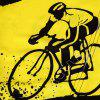 Hot Summer Clothing Jerseys+Shorts Men's Cycling Sets For Outdoor Sport - 2XL YELLOW/BLACK