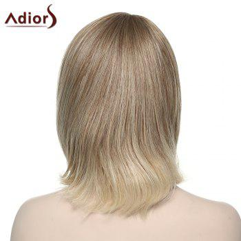 Fashion Women's Adiors Straight Synthetic Wig - COLORMIX