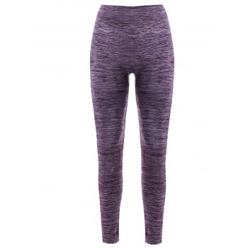 Elastic Waist Women's Sports Leggings