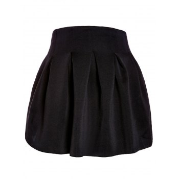 Sweet Ball Candy Color Skirt For Women