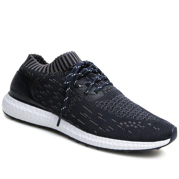 Leisure Slip-On and Mesh Design Men's Athletic Shoes