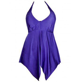Sexy Women's Halter Candy Color Swimsuit