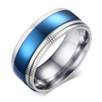 Chic Alloy Colored Ring For Men