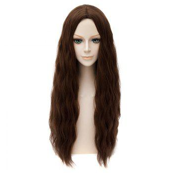 Fluffy Cosplay Synthetic Wavy Long Wig