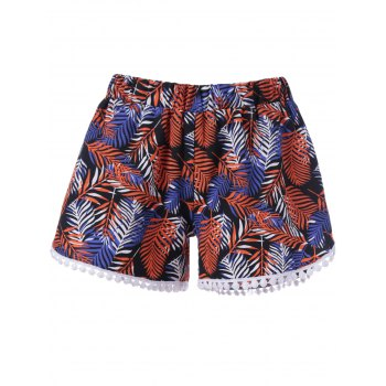 Fashionable Printed Shorts For Women