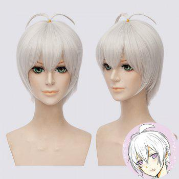 Stylish Synthetic Full Bang Idolish7 Cosplay Straight Long Wig