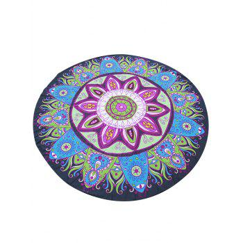 Chiffon Tribal Mandala Cover Up Sarong