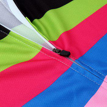 High Quality Breathable Long Sleeve Jersey + Pants Outdoor Cycling Suits For Women - M M