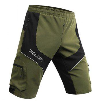 Stylish Multifunction Waterproof Outdoor Sports Cycling Shorts For Men