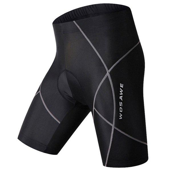 Hot Sale Multifunction Quick Dry Gel Padded Outdoor Cycling Shorts For Unisex