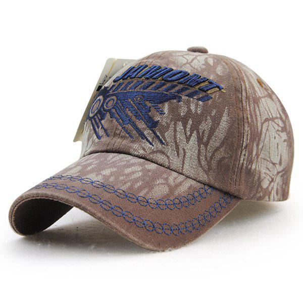 Fashion Embroidery Tree Branches Pattern Do Old Men's Summer Baseball Hat fashion handpainted palm sea sailing pattern hot summer jazz hat for boys