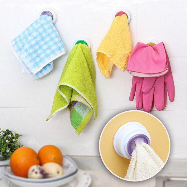 Practical Random Color Lazy Towel Hook - COLORMIX