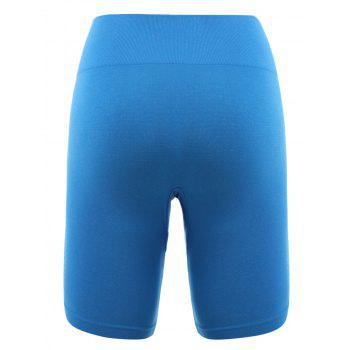 Skinny Sports Running Shorts - S S