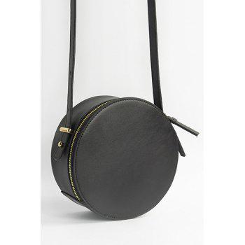 Round Shape Crossbody Bag