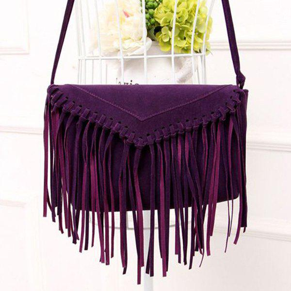 Casual Magnetic Closure and Solid Colour Design Women's Shoulder Bag