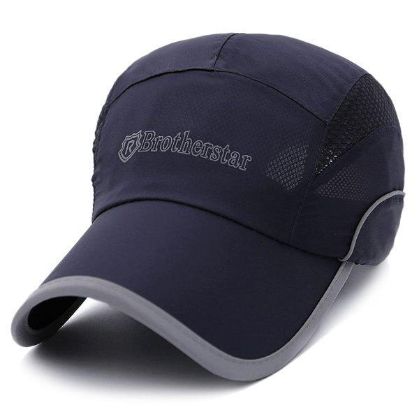 Stylish Outdoor Breathable Quick Dry Anti UV Mountaineering Baseball Hat