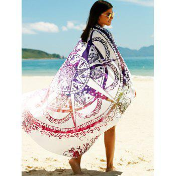 Buy Women's Printed Sun Resistant Cover COLORMIX