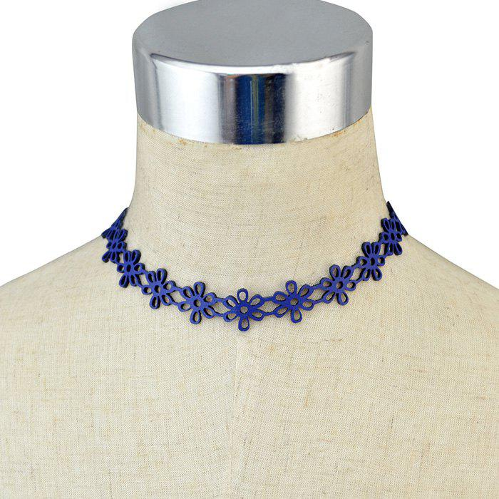 Vintage Hollowed Daisy Choker Necklace For Women