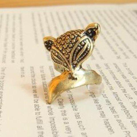Retro Style Lovely Fox Ring