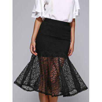 Lace Convertribe Skirt