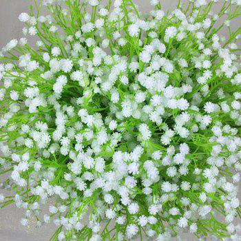 Creative A Bouquet of White Little Floral Decoration Artificial Flower -  WHITE