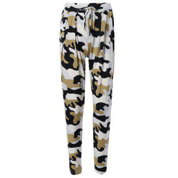 Camo Print Pants For Women
