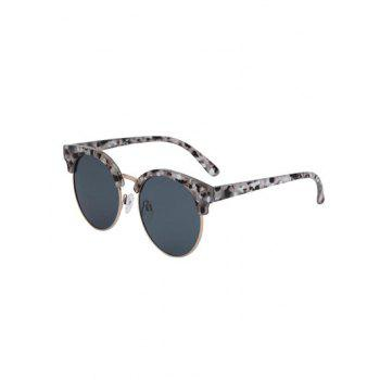 Stylish Hawksbill Frame Polarized Sunglasses