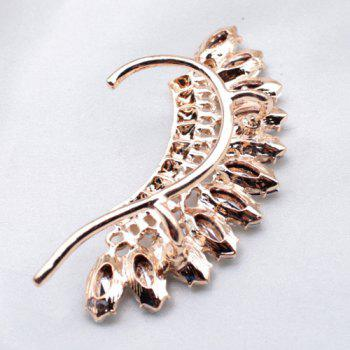ONE PIECE Geometric Ear Cuff - GOLDEN