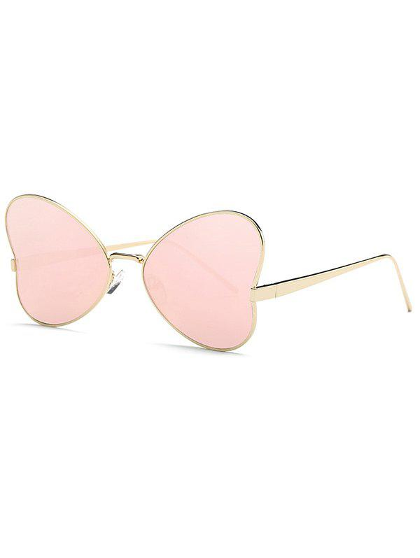 Soleil Coeur Lunettes Forme De Hipsters Style 2018 Or Mirrored tHq0v6