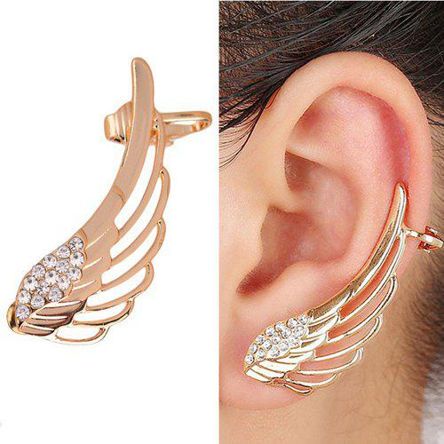 ONE PIECE Angel Wings Ear Cuff - GOLDEN