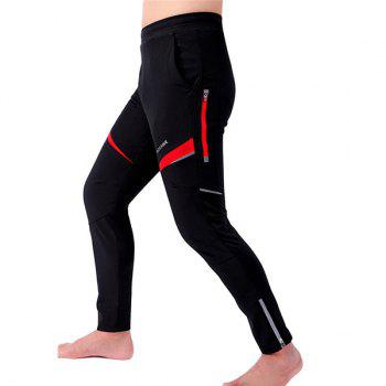 High Quality Knee Protective Windproof Motorcycle Riding Sport Pants - M M