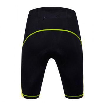 High Quality Women's Cycling Shorts with Silicone Cushion - XL XL
