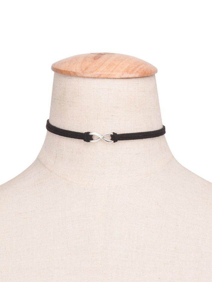 Simple Style Eight Infinite Choker
