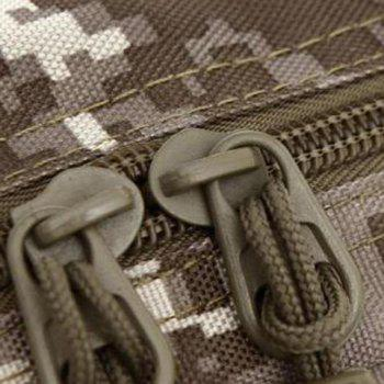 Trendy Camouflage Pattern and Canvas Design Women's Satchel -  MARPAT DESERT