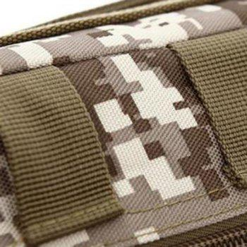 Trendy Camouflage Pattern and Canvas Design Women's Satchel -  ACU CAMOUFLAGE