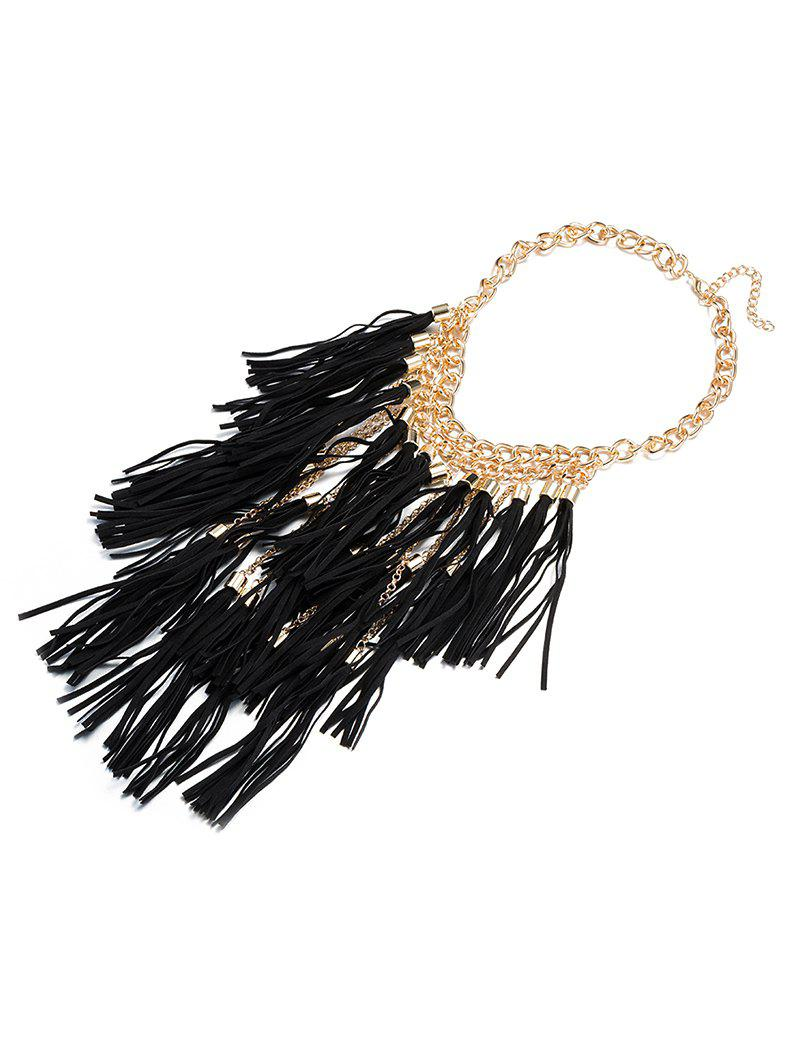 Chic Tassel Ropes Necklace