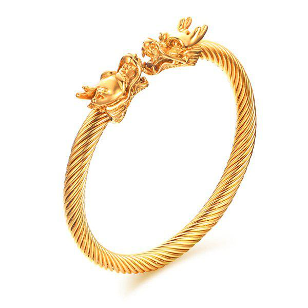 marrakech and marco bicego yellow gold twisted new bracelet rose hand white