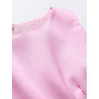 Charme Blossom lumineuse robe couleur - ROSE PÂLE S