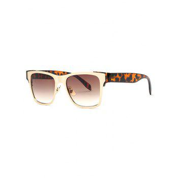 Stylish Leopard Leg Trendsetter Sunglasses