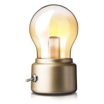 Retro LED USB Energy Saving Bulb Bed Lamp Small Night Light