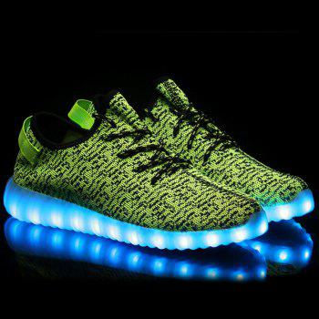 Led Luminous Lights Up Sneakers