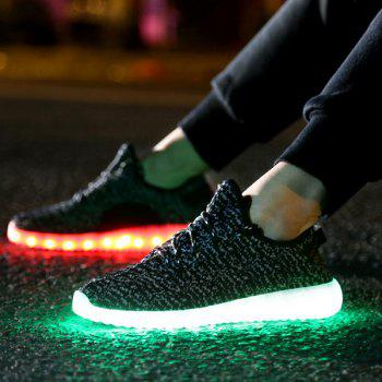 Led Luminous Lights Up Sneakers - 44 44