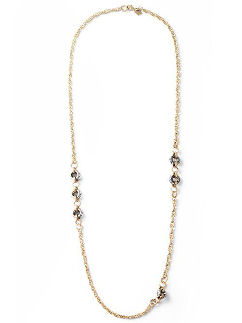 Cercle Vintage Adorn Pull Chain - Or