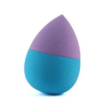 Cosmetic Water Drop Shape Dual-Use Dry and Wet Makeup Sponge