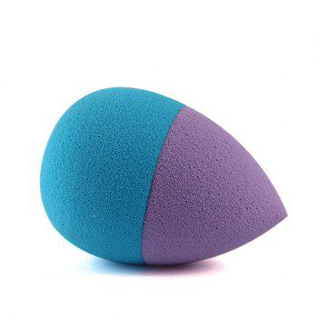 Cosmetic Water Drop Shape Dual-Use Dry and Wet Makeup Sponge -  COLORMIX