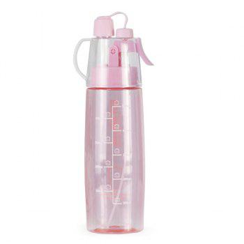 Travel Outdoor Sport Drinkware Spray Kettle Water Bottle